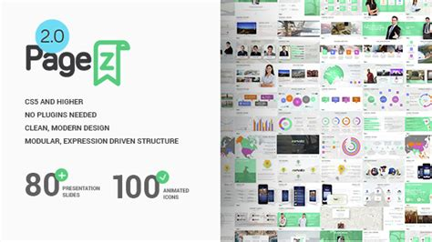 Business Powerpoint Template Nulled Pagez Multipurpose Presentation Template Nulled