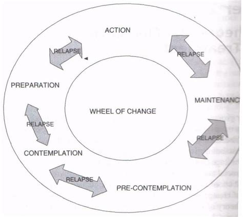 The Wheels Of Change by The Wheel Of Change Health Psychology Consultancy