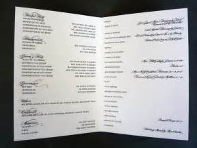 christian wedding ceremony program luckfilecloud