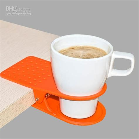 Coffee Cup Holder Clip Penjepit Gelas 2017 cup holder clip office hs4 table desk drink cans coffee from yiwu china 6 52 dhgate