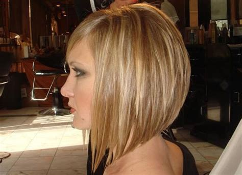 front and back views of chopped hair bob hairstyles trends of 2016