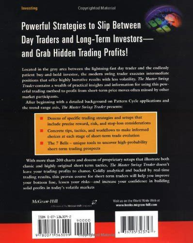 the master swing trader the master swing trader tools and techniques to profit
