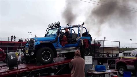 Jeep Cj5 Diesel Conversion Abreu Truck Services Jeep Wrangler Cj7 5 9 24v Cummins