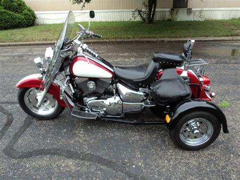 Suzuki Trike 1999 Vl1500 Suzuki Intruder Trike Motorcycle