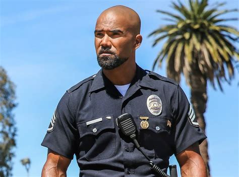 Swat S W A T Black why shemar joined swat so soon after leaving