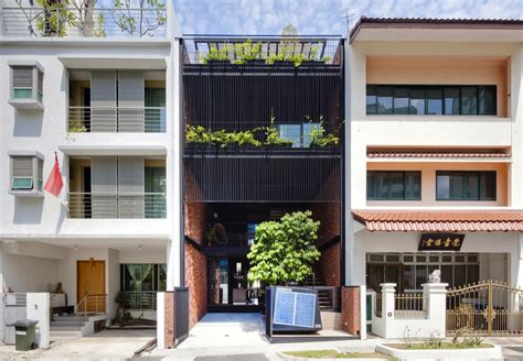 home design for terrace sustainable yet modern terrace house design by dp architects