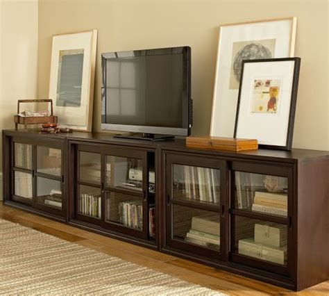 White Media Cabinet With Glass Doors Bookcase Tv Stand Next Project Pinterest Tv Stand Cabinets And Glass Doors