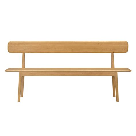 dining bench with backrest hudson dining bench with backrest qualita