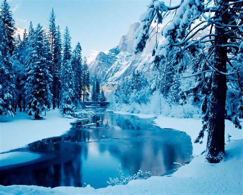 blue winter wallpaper 1280x1024