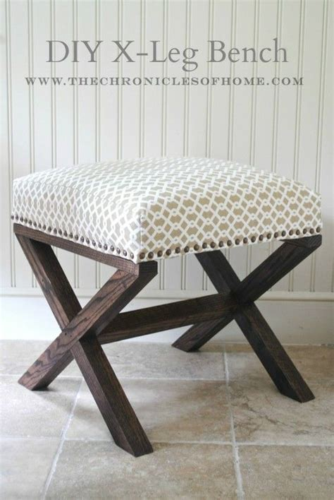 diy bed bench folding footstool plans woodworking projects plans