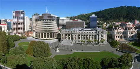 New Zealand?s Parliament Buildings ? Nation and government