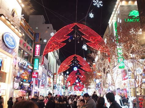 the holiday that wasn t christmas in south korea our