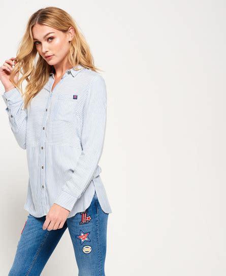 Tatum Blouse superdry nl blouses blouses blousjes