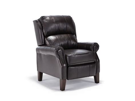 high leg recliner leather joanna leather high leg recliner francis furniture