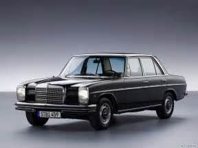 Mercedes West Mercedes E Class W114 W115 Photos Photogallery With