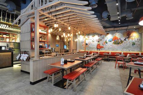 design interior jakarta ojju restaurant by metaphor interior jakarta indonesia