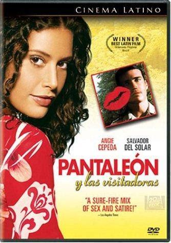 pantaleon y las visitadoras captain pantoja and the special services 2000 imdb