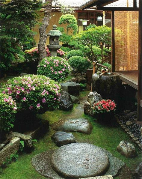 Japanese Patio Design Japanese Garden Side Yard Idea Would Be To Look Out Bedroom Bathroom Windows And See