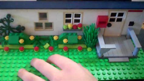 lego house video lego custom house youtube