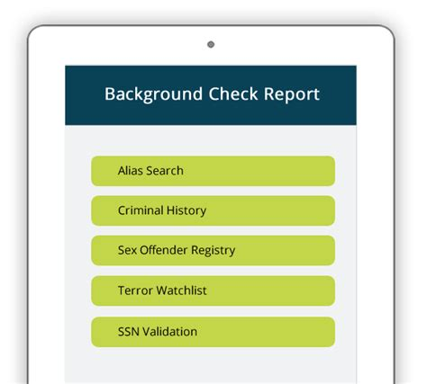 10 Year Background Checks - background checks and criminal reports