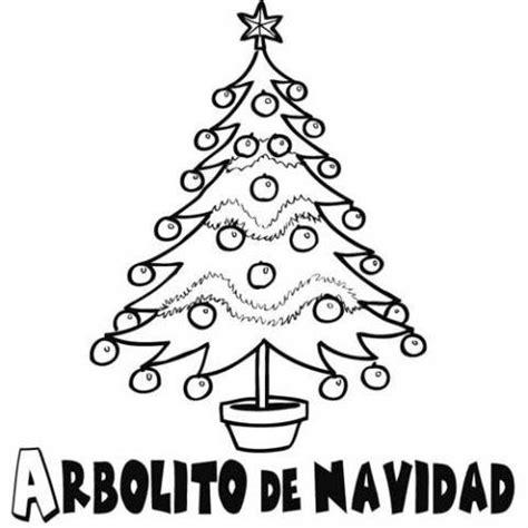 arbol navidad dibujo infanti dibujo para colorear de 225 rbol de navidad decorado