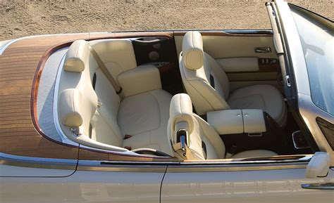 rolls royce drophead interior rolls royce phantom drophead coupe price modifications