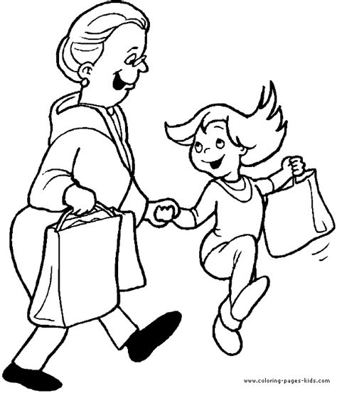 Printable Coloring Pages Of Families Family Coloring Pages Printable