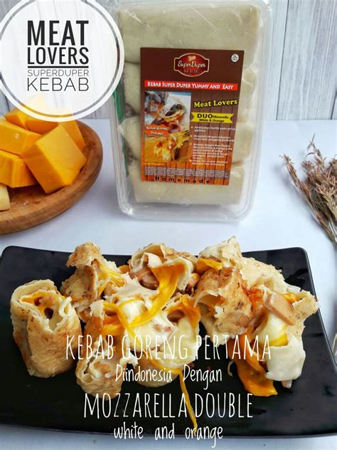 Kebab Frozen Food agen kebab mozarella cheese frozen food usaha frozen food