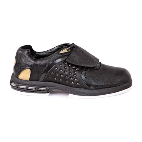 s curling shoes podium gold by goldline goldline