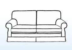 Bespoke Sofa Sketchbook by Sofas Marriage Sofa Design