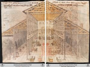 more on old st peters in rome roger pearse vatican manuscript with grimaldi s memories of old st