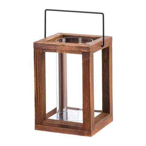 wholesale wood wholesale rustic wooden lantern buy wholesale candle