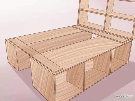 hacer camas hacer una cama de madera como hacer base para cama