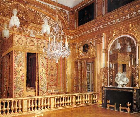 Tenda Cing this is versailles the king s bed chamber