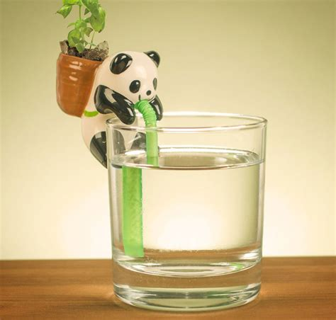 self watering plants self watering animal planters bored panda