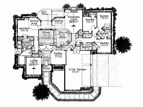 house plans search one story 5 bedroom house plans search home
