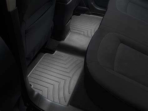 weathertech floor mats floorliner for nissan rogue 2008