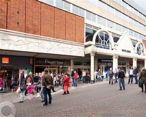 newlands shopping centre kettering completely retail