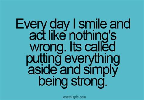 being strong quotes quote smile quotes stay