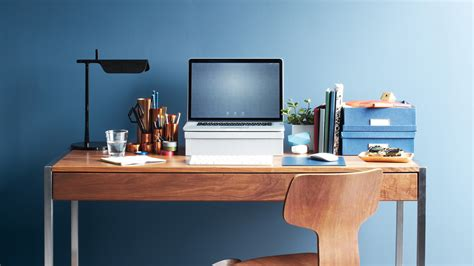 Martha Stewart Office Desk De Stress Your Desk Office Organizing Tips Martha Stewart