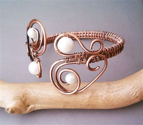 Handmade Copper Jewelry Designs - 17 best images about wire jewelry designs on