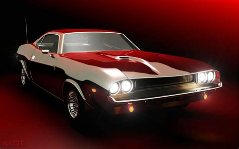 modified muscle cars old muscle cars hd wallpapers wallpaper cave