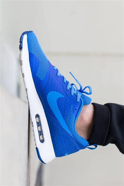 Fashion Blue nike air max tavas blue soletopia