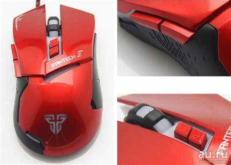 Mouse Fantech Z3 Gragas Gaming igrovaya mysh fantech z3 gragas novaya garanti 3