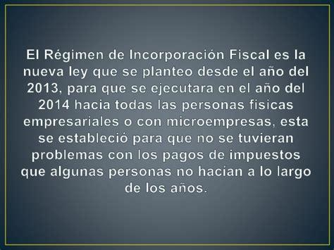 nueva ley de la factura 19983 personas personas r 233 gimen de incorporaci 243 n fiscal