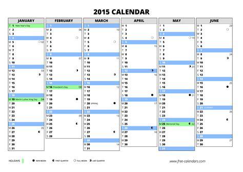 2015 calendar free calendars com