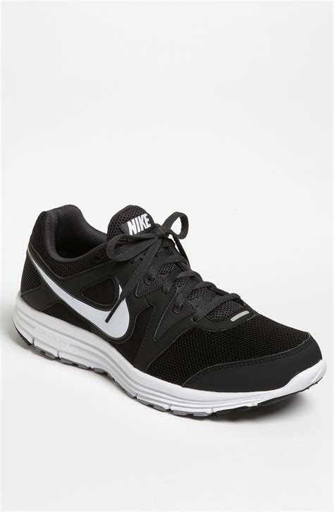 nike black and white running shoes nike lunarfly 3 running shoe in black for black
