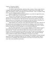 Chapter 20 Translation - Chapter 20 Translation Chance