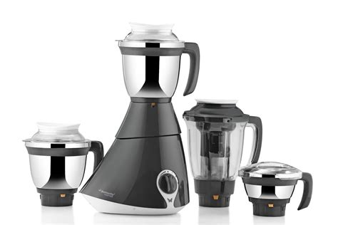 BUTTERFLY MATCHLESS 750 WATT MIXER GRINDER WITH 4 JARS