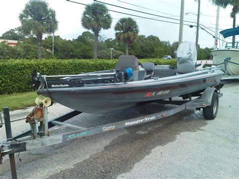 ranger bass boats for sale florida 1989 used ranger 364v bass boat for sale 3 000